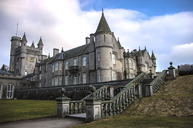 United Kingdom-Aberdeen-Balmoral Castle