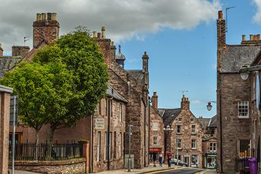 United Kingdom-Aberdeen-Aberdeen Old town