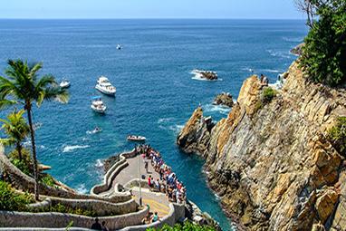 Mexico-Acapulco-La Quebrada