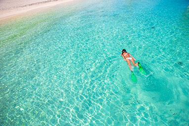Mexico-Acapulco-Snorkelling στο νησί La Roqueta