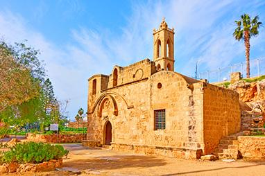 Cyprus-Ayia Napa-Monastery of Ayia Napa