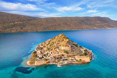 Crete - Agios Nikolaos - Spinalonga