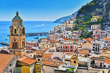 Italy-Amalfi Coast-Αμάλφι