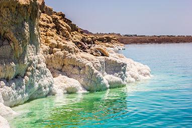Jordan-Amman-Νεκρά θάλασσα