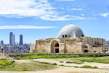 Jordan-Amman-Παλάτι Umayyad