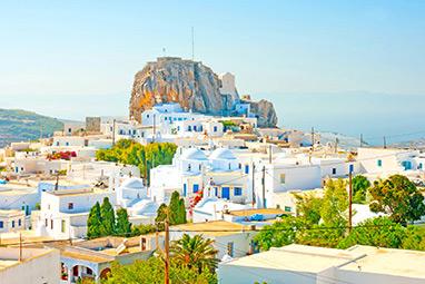 Cyclades-Αμοργός - Ενετικό Κάστρο
