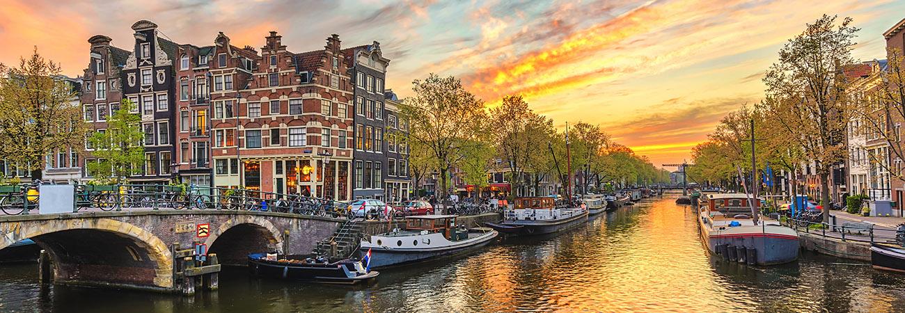 Άμστερνταμ fly & drive