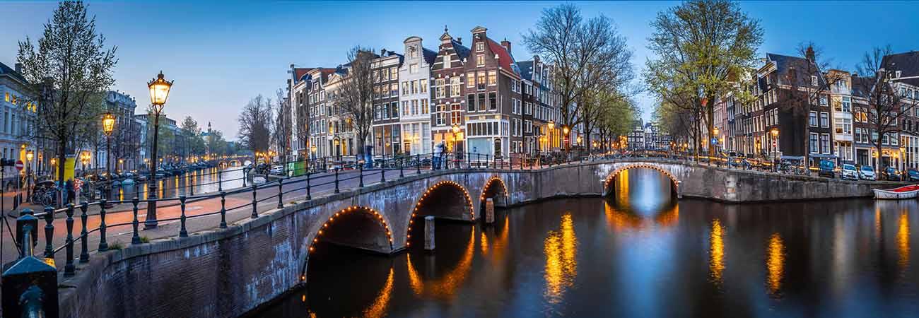 Ολλανδία, Άμστερνταμ