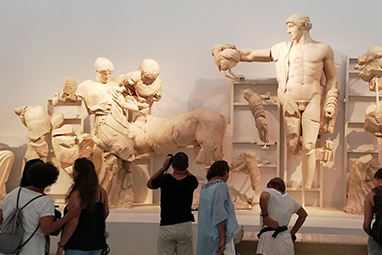 Peloponissos-Ancient Olympia - Museum of Ancient Olympia