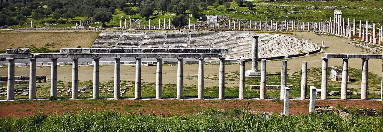 Athens - Ancient Mesini - Kalamata