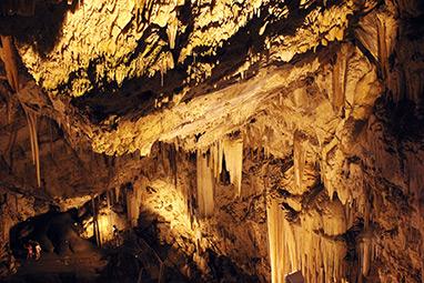 Cyclades - Antiparos - Cave