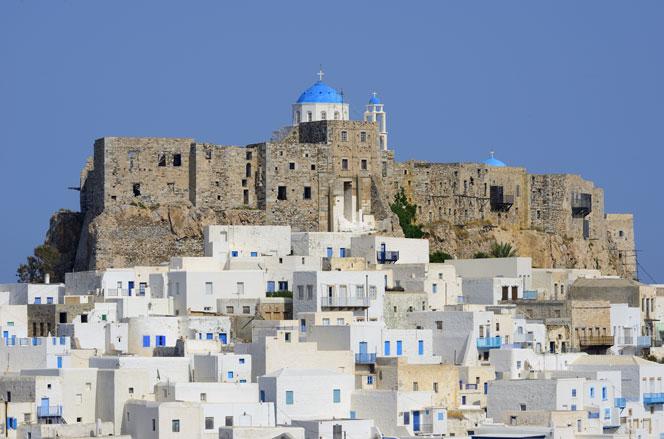 Dodecanese - Astypalaia - Venetian Castle