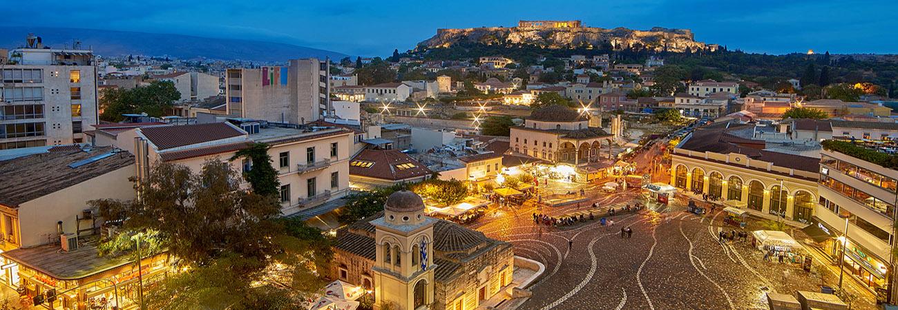 Athens - Thessaloniki