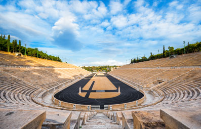 Athens - Panathenaic Stadium