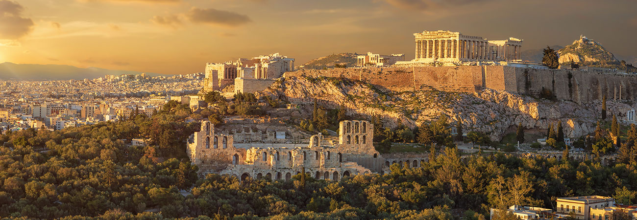 City Break in Athens