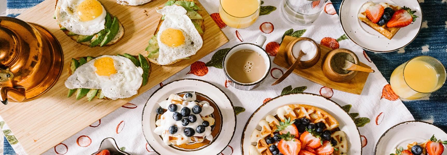 5 Απίστευτα σημεία πρωινού και brunch στην Αθήνα