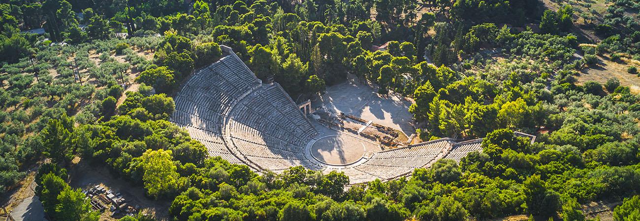 Athens – Argolis – Olympia – Delphi