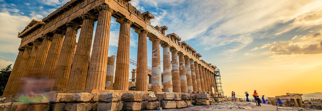 Athens Mythology