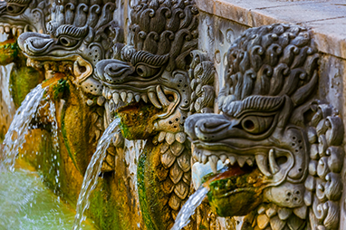 Indonesia-Bali-Banjar Hot Springs