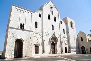 Italy-Bari-Basilica San Nicola