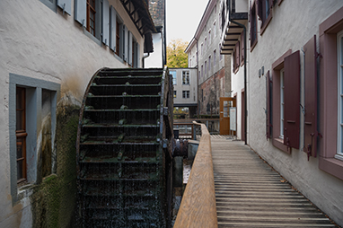 Switzerland- Basel- Papiermühle