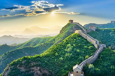 China- Beijing - Great Wall of China