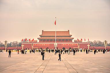China - Beijing -Tiananmen Square