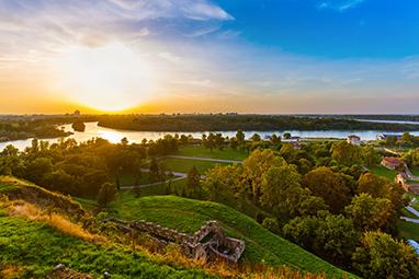 Serbia-Belgrade-Πάρκο Kalemegdan