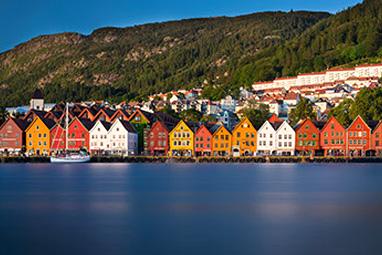 Norway-Bergen-Στο Bryggen
