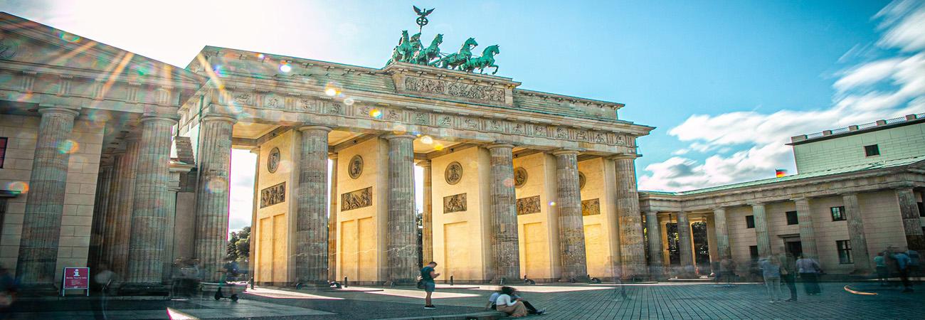 Βερολίνο fly & drive