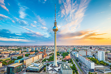 Germany-Berlin-Πύργος της Τηλεόρασης