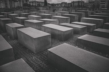 Germany-Berlin- Μνημείο του Ολοκαυτώματος