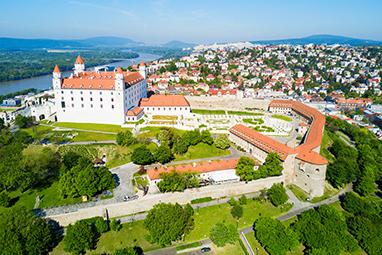 Slovakia - Bratislava - Bratislavsky Hrad