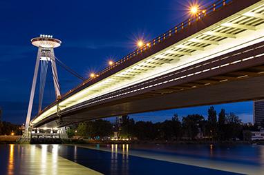 Slovakia - Bratislava -  Novy Most