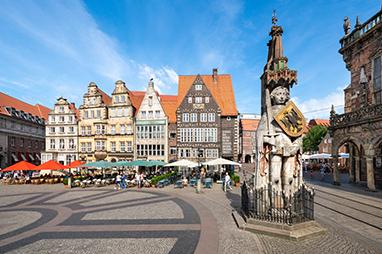Germany-Bremen-Bremen Roland