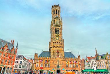 Belgium-Bruges-Το Καμπαναριό Belfort