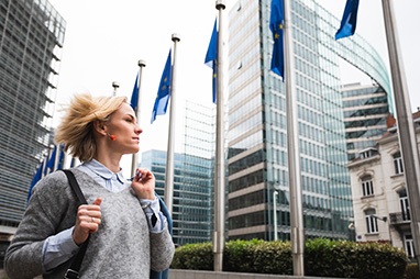 Belgium-Brussels-Ευρωπαϊκό Κοινοβούλιο