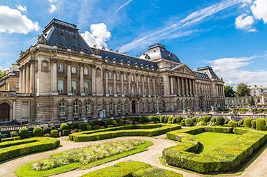 Belgium-Brussels-Βασιλικό Παλάτι