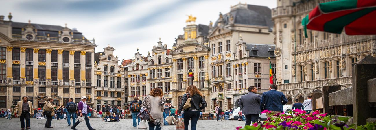 Βρυξέλλες fly & drive