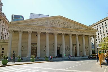 Argentina-Buenos Aires-Ο Μητροπολιτικός Καθεδρικός Ναός
