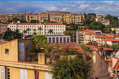 France-Cannes-Le Suquet (Παλιά Πόλη)
