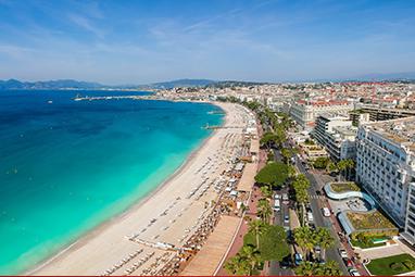 France-Cannes-La Croisette