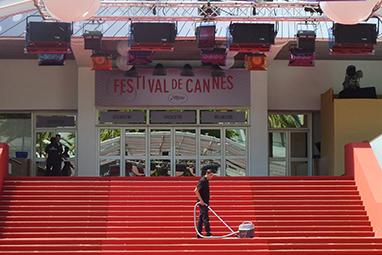 France-Cannes-Palais des Festivals et des Congrès