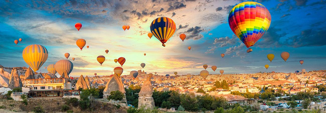 Τουρκία, Καππαδοκία