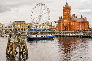 United Kingdom-Cardiff-Cardiff Bay