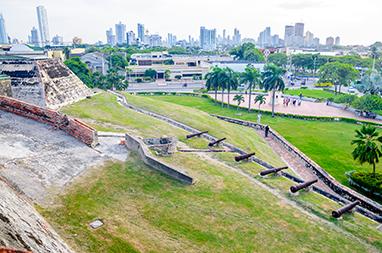 Colombia-Cartagena-Castillo San Felipe de Barajas