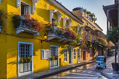 Colombia-Cartagena-Εξερευνήστε την Παλιά Πόλη