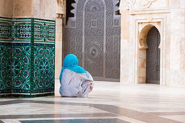 Morocco-Casablanca-Grand Mosque