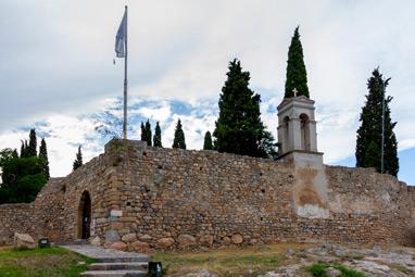 Sterea Ellada - Chalkida - The Castle of Karabamba