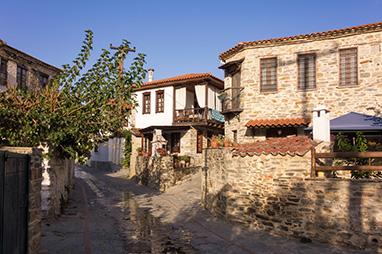 Macedonia - Chalkidiki - Arnaia, Afitos and Nikiti